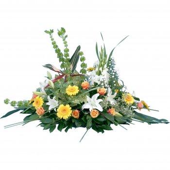 prix composition florale enterrement pivoine etc. Black Bedroom Furniture Sets. Home Design Ideas
