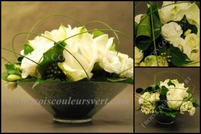Livraison composition florale pivoine etc for Livraison composition florale
