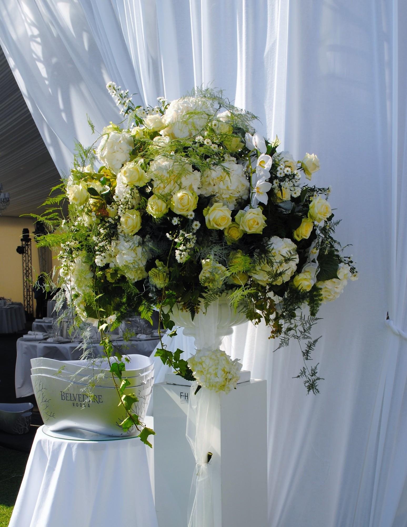 D coration florale pour mariage pivoine etc for Composition florale exterieur hiver