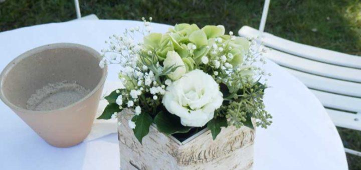 Decorations florales pour mariage pivoine etc - Faire ses compositions florales ...