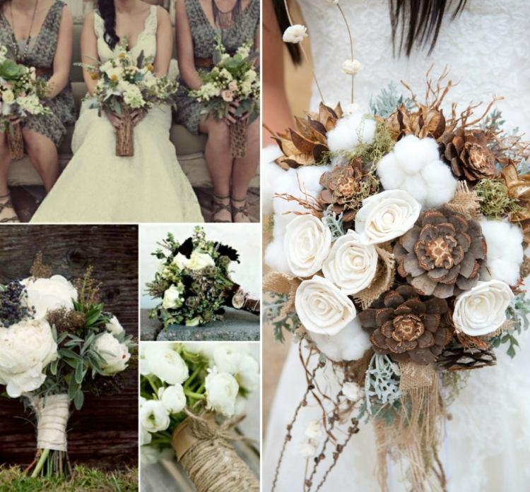 Top Fleur mariage champetre - pivoine etc MD24