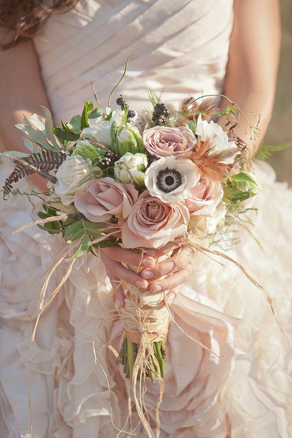 Bouquet De Fleurs Mariage Original Pivoine Etc