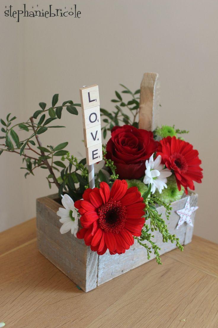mousse composition florale pivoine etc. Black Bedroom Furniture Sets. Home Design Ideas