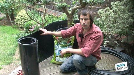 Planter des bambous en terre pivoine etc - Comment planter des bambous en haie ...