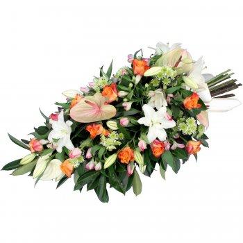 bouquet pour enterrement pivoine etc. Black Bedroom Furniture Sets. Home Design Ideas