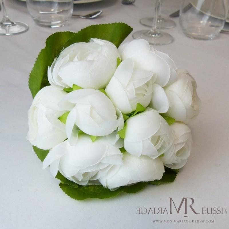 pivoine blanche bouquet pivoine etc. Black Bedroom Furniture Sets. Home Design Ideas