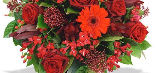 Pivoine et tapioca pivoine etc for Envoi bouquet