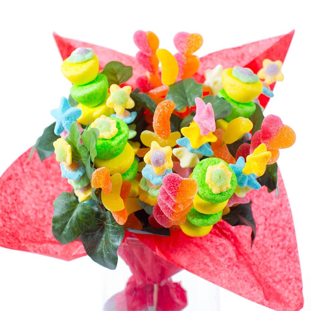 Livraison bouquet de bonbons pivoine etc for Acheter bouquet de fleurs